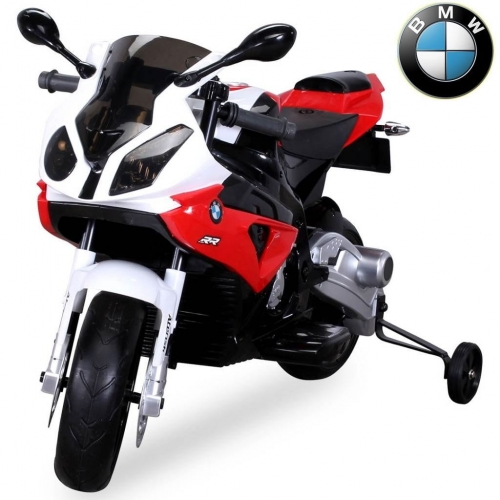 Rewelacyjny Motory dla dzieci - BMW RR 1000 - Ścigacz dla dzieci QI48