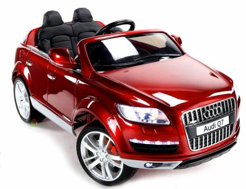 Inteligentny Suv Audi Q7 - Samochód dla dzieci na akumulator HN25