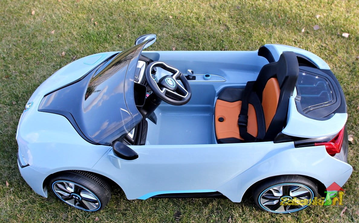 samochody dla dzieci bmw i8 concept hybryda na. Black Bedroom Furniture Sets. Home Design Ideas