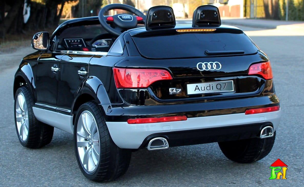 Suv Audi Q7 Samoch 243 D Dla Dzieci Na Akumulator